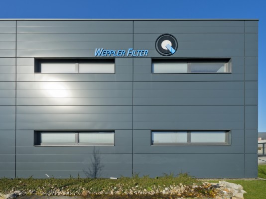 mbb Weimar · Fassaden-Referenz Weppler (Foto © Michael Miltzow)